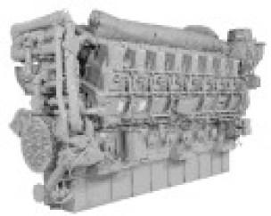 Fig 9. Motor de Combustión Interna a Gas (MG)