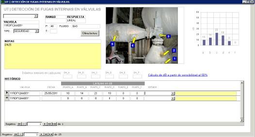 Ilustración 24. Registro de inspecciones