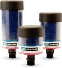 Ilustración 25 Filtros para eliminar el agua atmosférica y las partículas