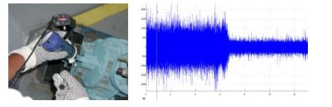 Ilustración 27 Engrasar utilizando ultrasonidos permite aplicar la cantidad justa de grasa