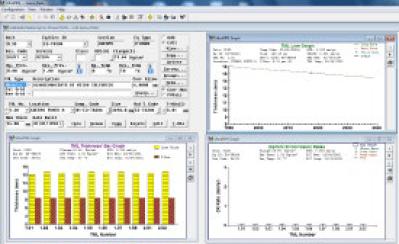 Figura 14. Cálculo de la velocidad de corrosión y vida remanente para el cuerpo empleando el UltraPipe