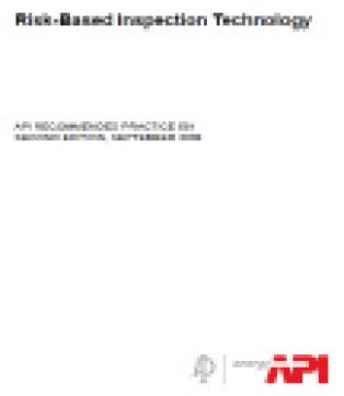 Figura 8. Documento API RP 581.