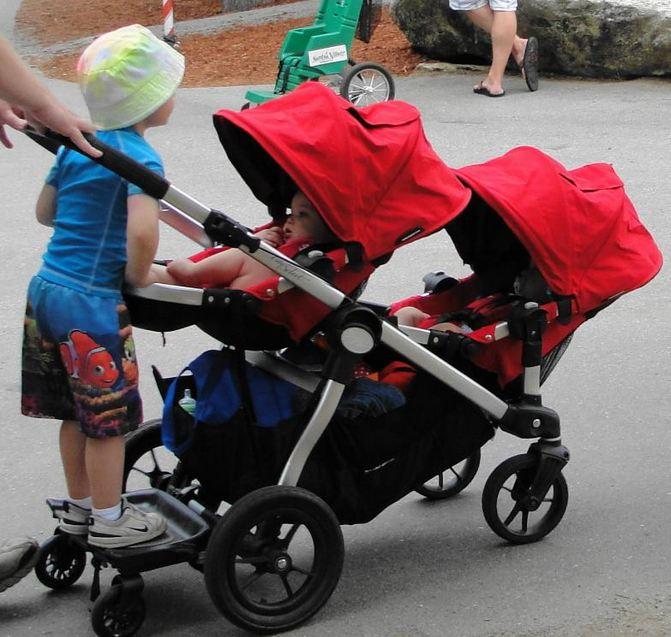 best double stroller