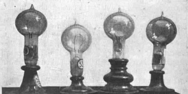 Die Erfindung der Glhbirne  zum Geburtstag von Thomas