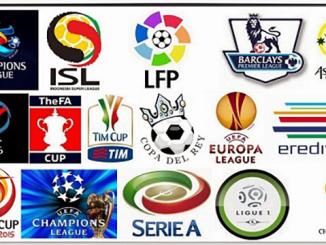Jadwal Pertandingan Bola 13 September 2017