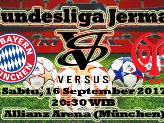 Prediksi Bola Akurat Bayern Munchen VS Mainz