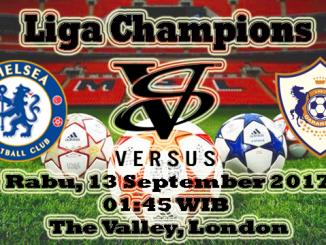 Prediksi Bola Chelsea VS Qarabag