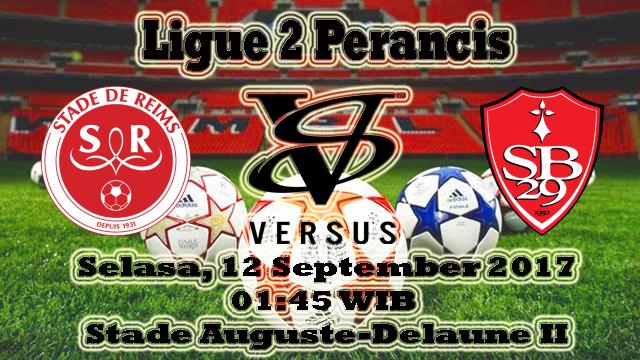 Prediksi Bola Gratis Reims VS Brest