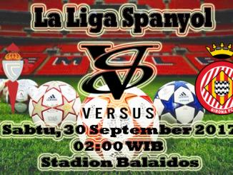Prediksi Bola Terbaik Celta de Vigo VS Girona