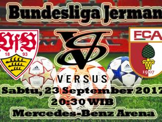 Prediksi Skor Stuttgart VS Augsburg