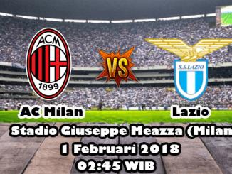 Prediksi Bola Jitu Milan vs Lazio