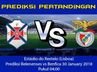 Prediksi Bola Belenenses vs Benfica