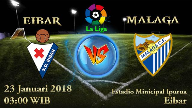Prediksi Bola Eibar vs Malaga
