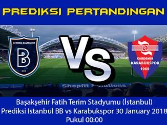 Prediksi Bola Istanbul Basaksehir vs Kardemir Karabukspor