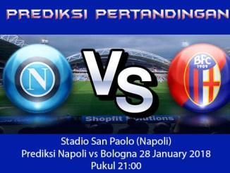 Prediksi Bola Napoli vs Bologna