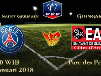 Prediksi Bola Paris Saint Germain vs Guingamp