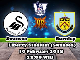 Prediksi Skor Akurat Swansea City vs Burnley