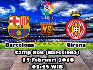 Prediksi Skor Akurat Barcelona vs Girona