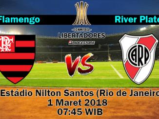 Prediksi Skor Jitu Flamengo vs River Plate
