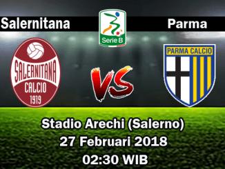 Prediksi Skor Akurat Salernitana vs Parma