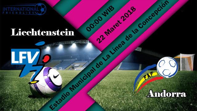 Prediksi Skor Bola Liechtenstein vs Andorra