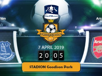 PREDIKSI BOLA JITU EVERTON VS ARSENAL 7 APRIL 2019