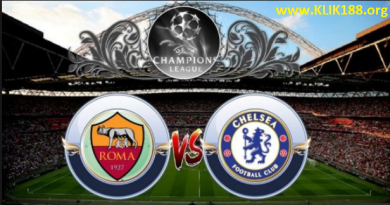 Prediksi Skor AS Roma vs Chelsea 1 November 2017