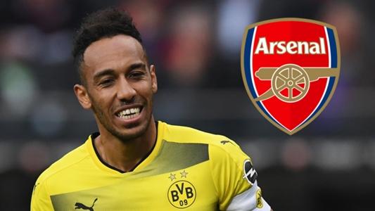 The Gunners Segera Umumkan Transfer Aubameyang Dari Dortmund