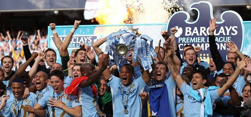 The Citizens Di Unggulkan Dalam Laga Derby meraih trofi juara