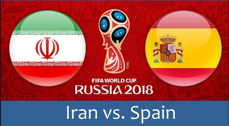 Prediksi Bola Akurat Iran vs Spain Tanggal 21 Juni 2018