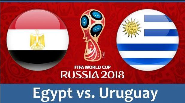 Prediksi Bola Egypt vs Uruguay tangal 15 Juni 2018