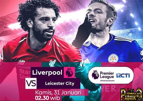 Prediksi Liverpool vs Leicester 31 Januari 2019
