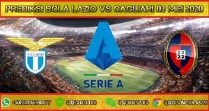 Prediksi Bola Lazio vs Cagliari 03 Mei 2020