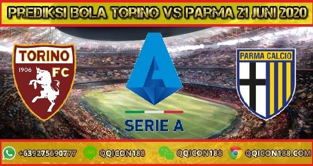 Prediksi Bola Torino vs Parma 21 Juni 2020