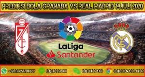 Prediksi Bola Granada vs Real Madrid 14 Juli 2020