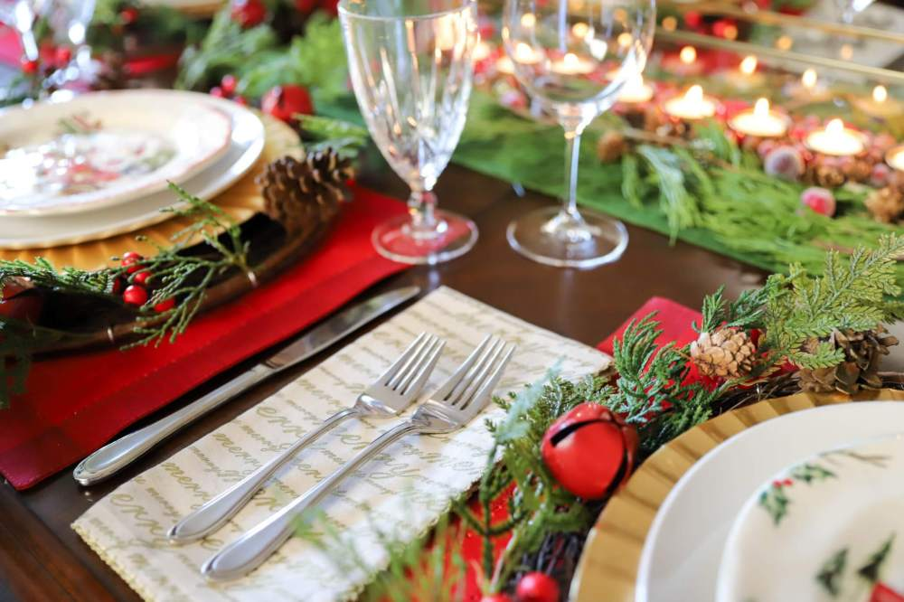 medium resolution of how to set the table table setting ideas ideas for holiday table settings