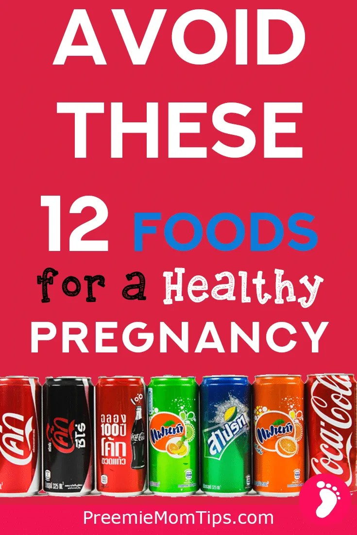 You are what you eat, or so they say. When you're pregnant eating becomes a whole new level of important. It's vital for your baby that you feed your body the nutrients you both need... And avoid these food that could harm your baby!