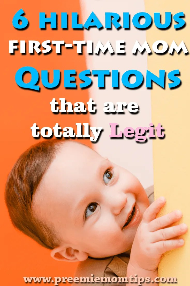 Taking care of a newborn is a roller coaster of emotions. I was so confused I found myself asking the most hilarious questions, and worrying about them. Makes sense, after all, I hadn't noticed how hard it is to have a baby until I had my son! #firsttimemom #mom #parenting #newborn #baby