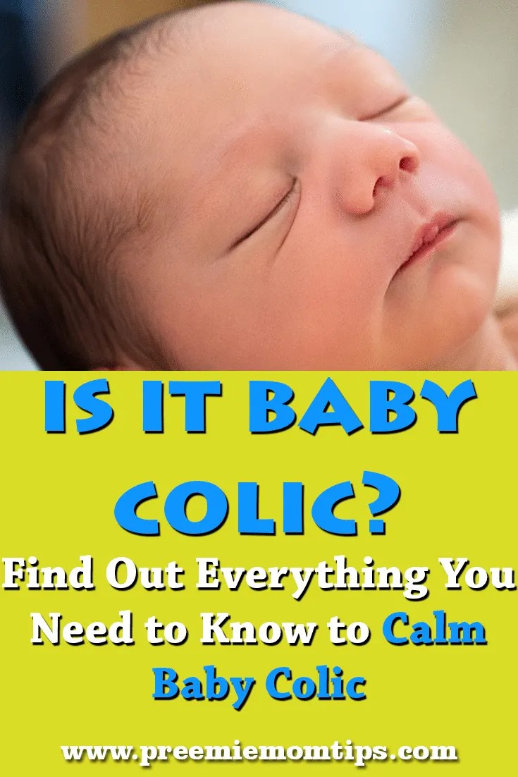 Colic in Babies: How to Know if your Baby has Colic? (and ...