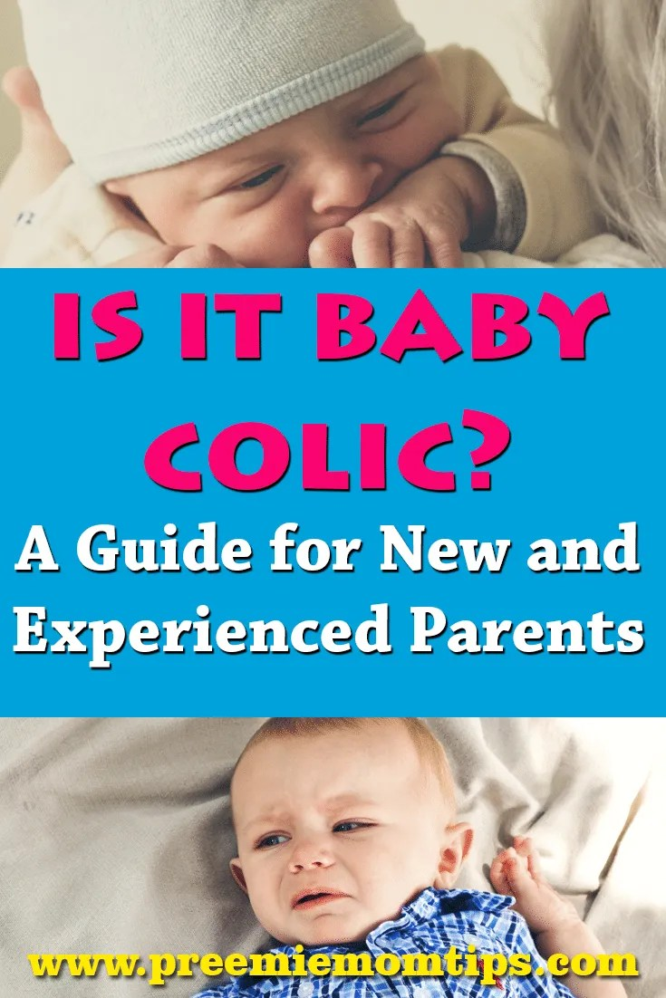 Baby colic is no fun. Your baby is probably colicky if she's been crying in pain for no apparent reason. And, although it doesn't affect the baby in the long run, it's sure a stressful time for parents. Find out how to calm baby colic here. #baby #colic #mom #parenting