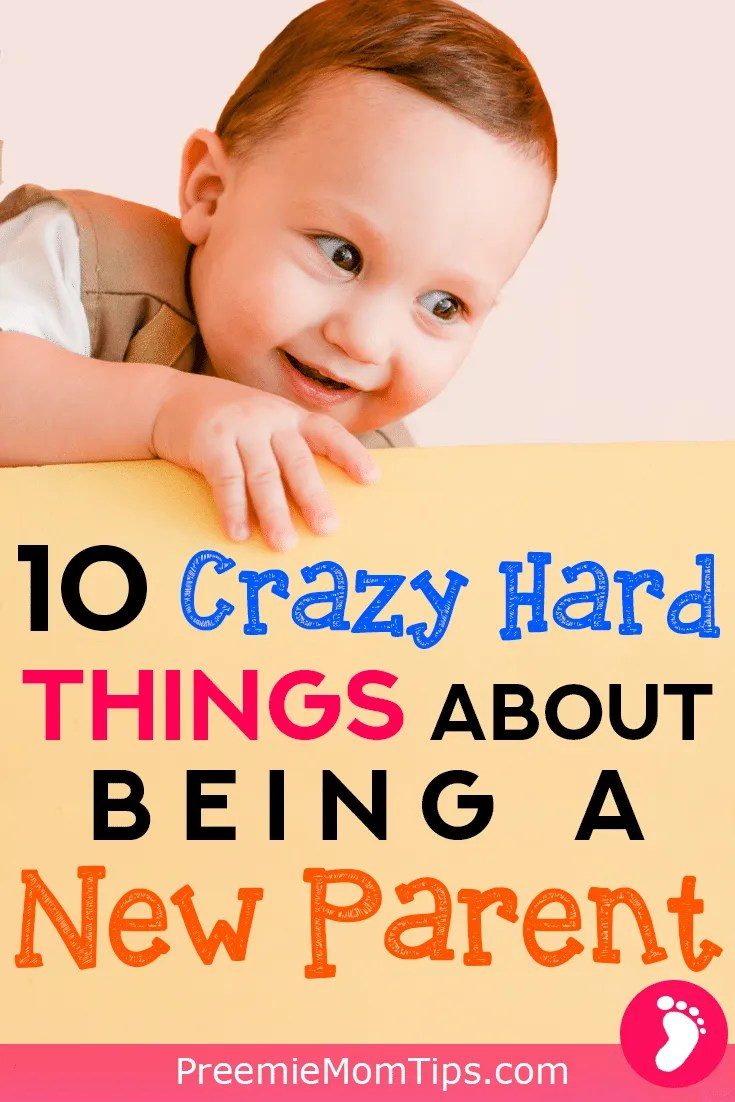 New parent? Parenting is really tough, I'm not going to sugar coat it. But having a baby is also an amazing adventure! Here's my top hardest things of being a new parent!