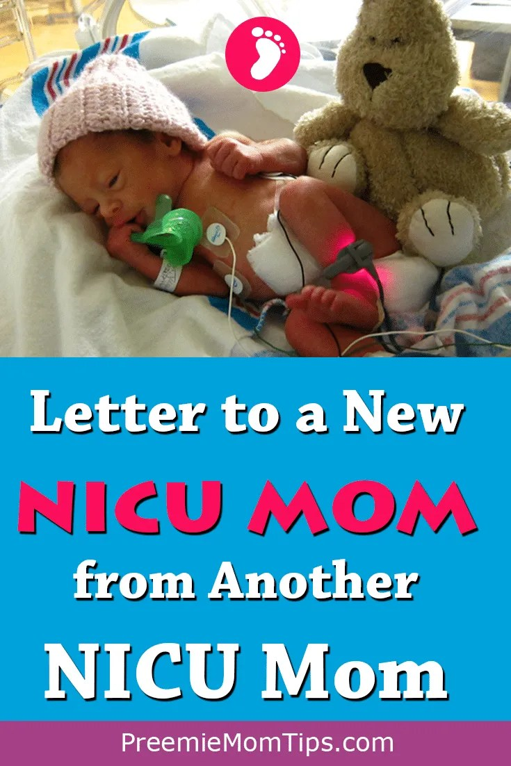 Dear NICU mom, I klnow how you feel. I spent the long hours trapped in my hospital bed, while my baby boys were in their isolettes a world away...