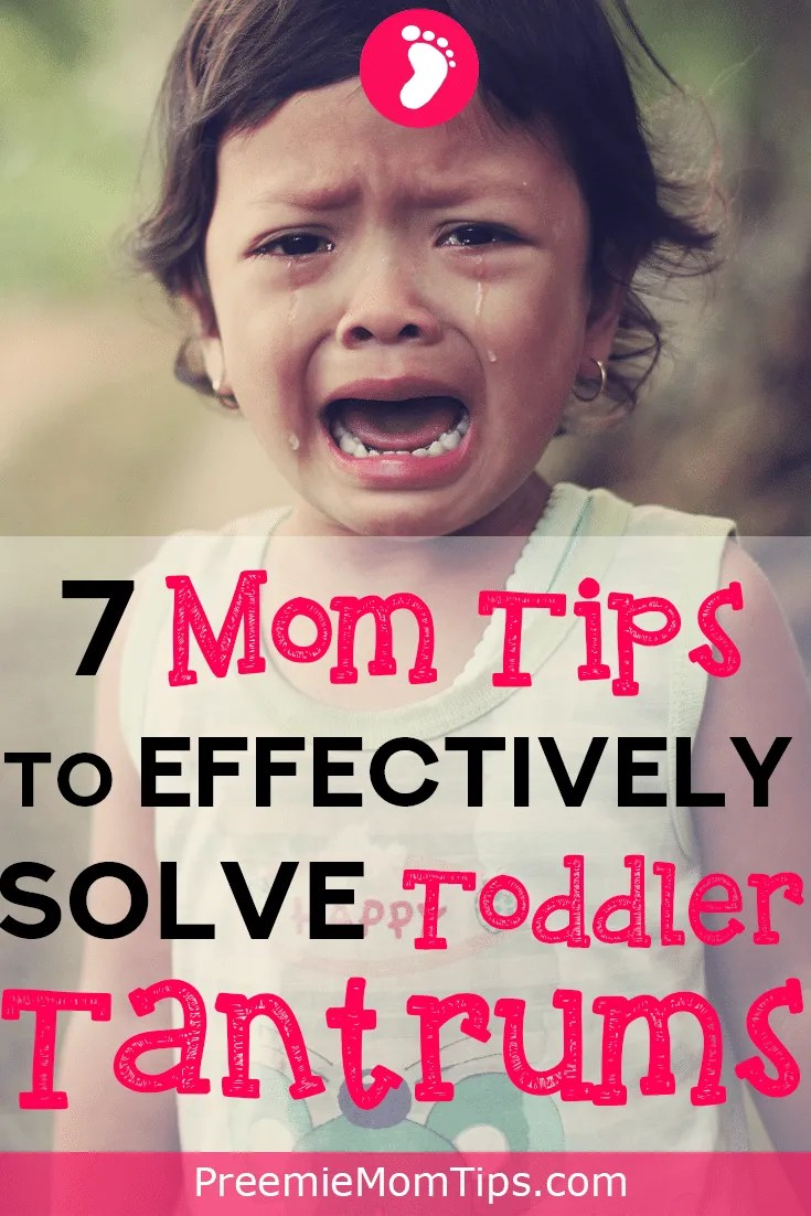 We have tried everything to handle our toddle tantrums! And nothing really worked, until we started dealing with temper tantrums with our 7 steps of handling emotions! Sometimes parenting is hard!