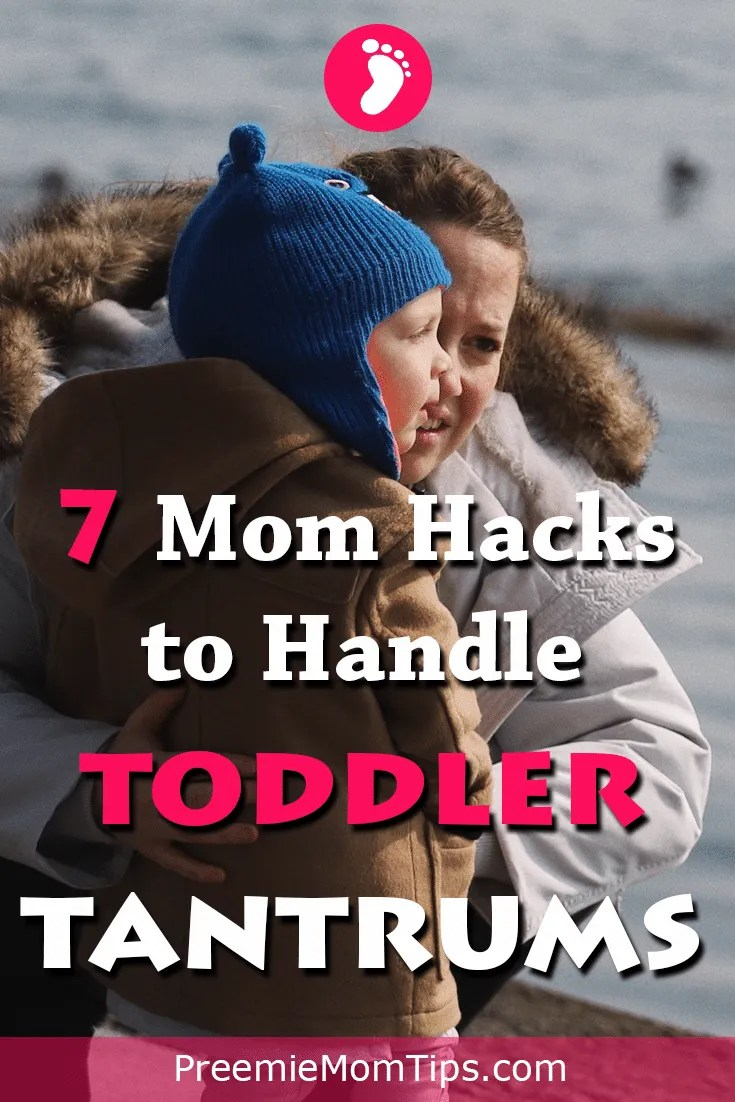 Get your #toddler to understand emotions when dealing with #tantrums Don't miss my 7 Mom hacks to Handle Toddler Tantrums #Parenting #toddler tantrums! #newparent #mom #momlife