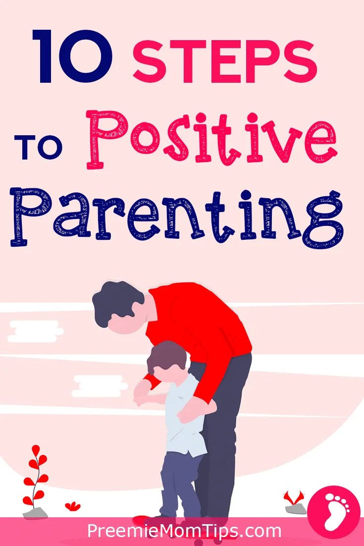 Parenting has changed, and now for us millennial parents it seems to be all about positive parenting! But do you know the basics of positive parenting? Here are 10 steps to get you started!