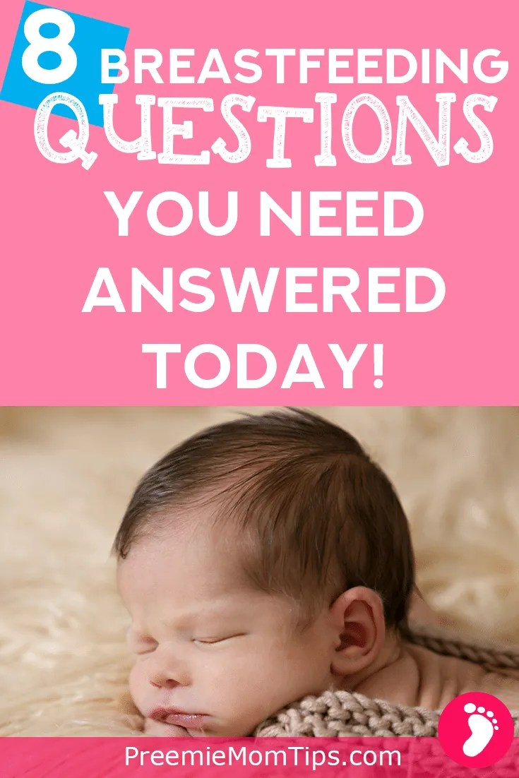 Breastfeeding your newborn baby can be a breeze! Take a look at the most popular breastfeeding questions all new moms have! ... And find the answers here!