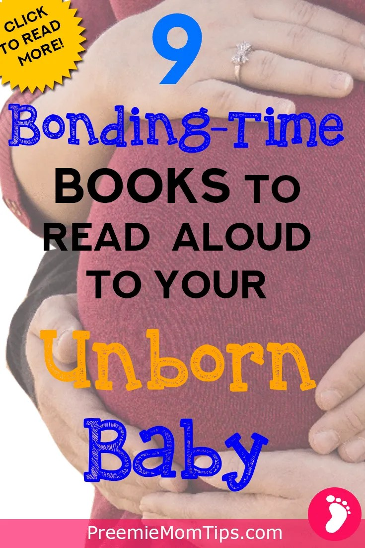 Don't miss out on reading these wonderful books to your baby in the womb! Your little miracle will get used to mom and dad's voice form early on! It's also a perfect baby shower gift for mom-to-be's