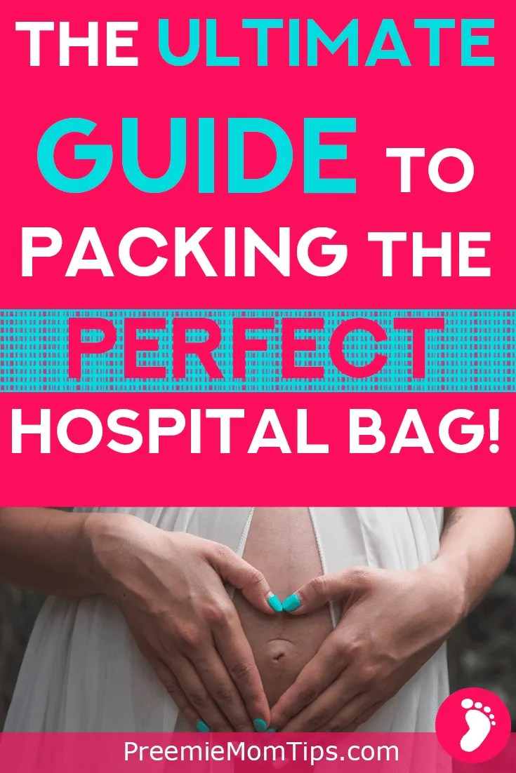 Practical, complete, perfect! Don't forget to pack the ideal bag for the big day! Filled with items for your newborn baby, the new mom, and the new dad!