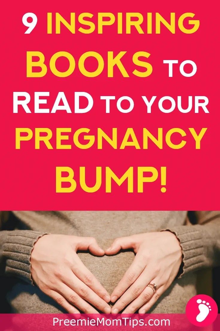 Reading is an important part of your baby's development, and hearing mom and dad's voices stimulates your baby ever since she or he is in the womb! Start early with these 9 perfect books to read to your baby... while you're pregnant!