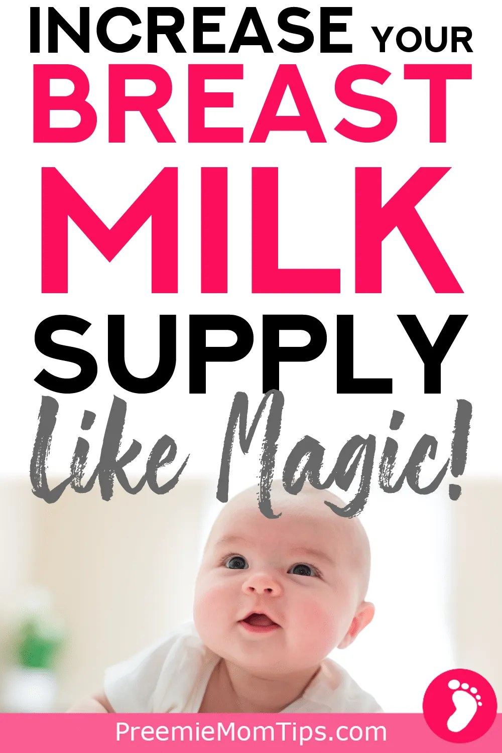 Boost your breast milk supply with these tried and tested ways! Excel at breastfeeding as a new mom by just adjusting your routing and understanding how milk production works!